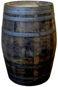 Partner With Us Barrel - Donate